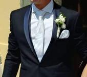 Luxusní kravata a kapesníček od značky MaxTara,