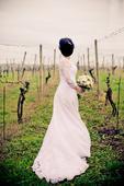 Krajkové svatební šaty - Madora, vel. 36-38, 36