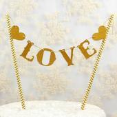 zapich na tortu LOVE,