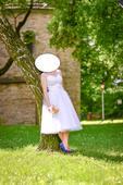 Retro svatební šaty, 36