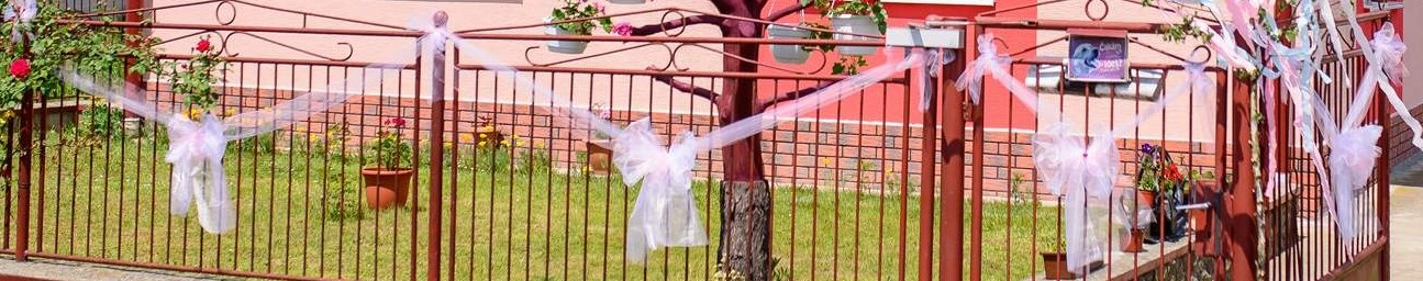 Mašle na výzdobu plota/do kostola - Obrázok č. 2