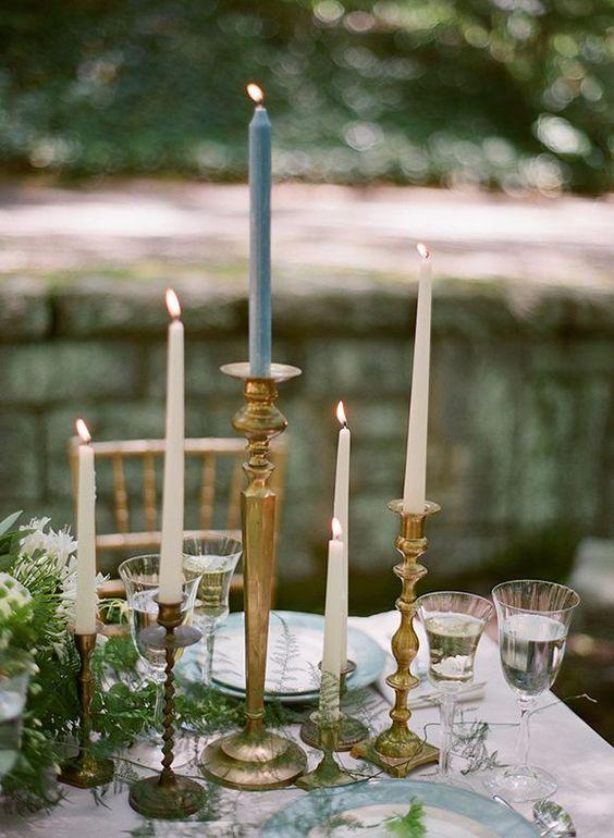 Inšpirácia svadobného stola - Obrázek č. 2