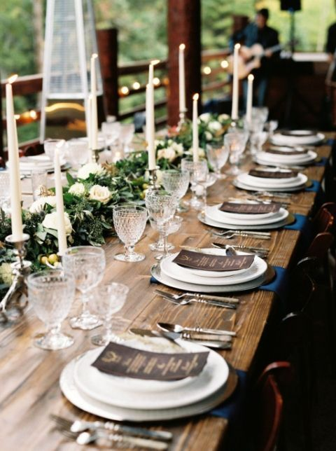 Inšpirácia svadobného stola - Obrázek č. 12