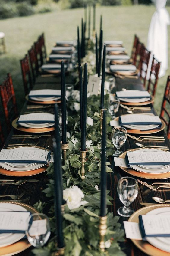 Inšpirácia svadobného stola - Obrázek č. 13
