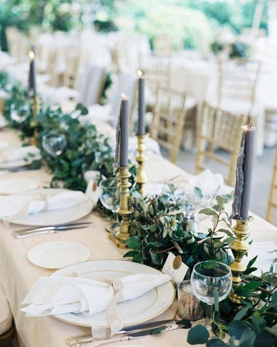 Inšpirácia svadobného stola - Obrázek č. 14