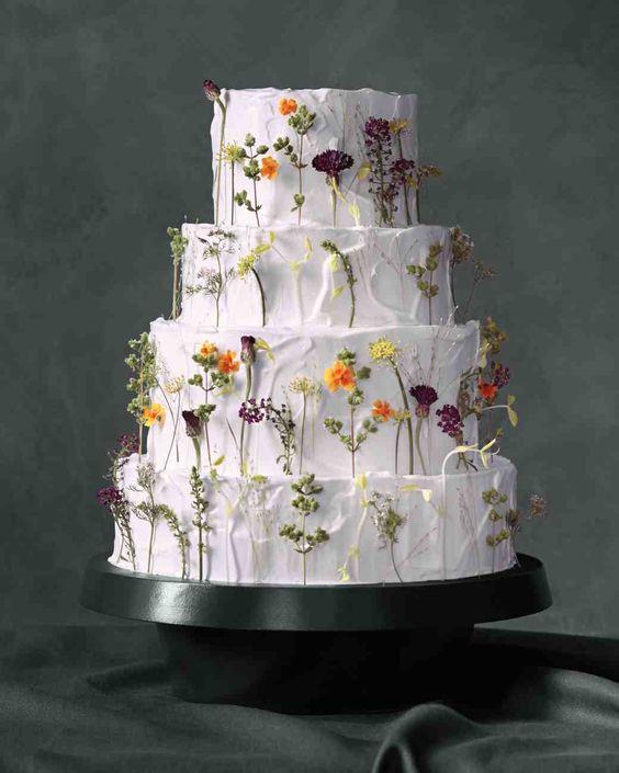 Najkrajšie svadobné torty - Obrázek č. 21