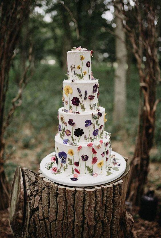 Najkrajšie svadobné torty - Obrázek č. 22