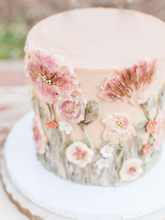 Najkrajšie svadobné torty - Obrázek č. 29