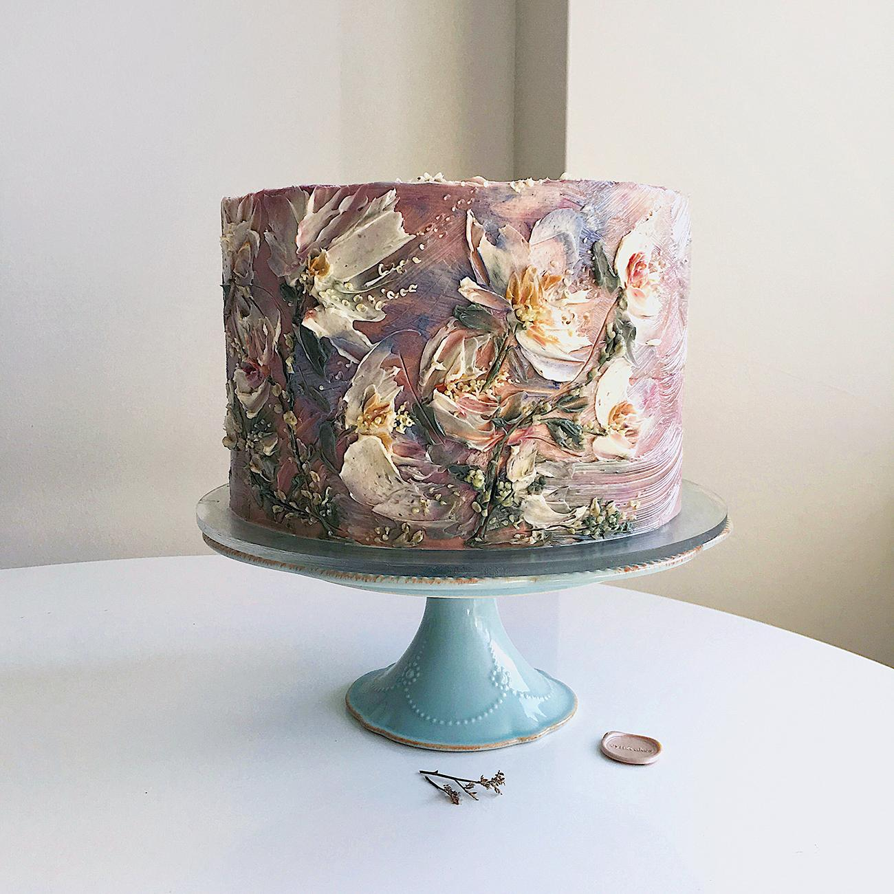 Najkrajšie svadobné torty - Obrázek č. 30