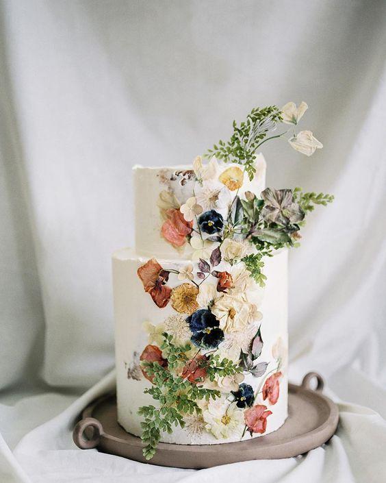Najkrajšie svadobné torty - Obrázek č. 25
