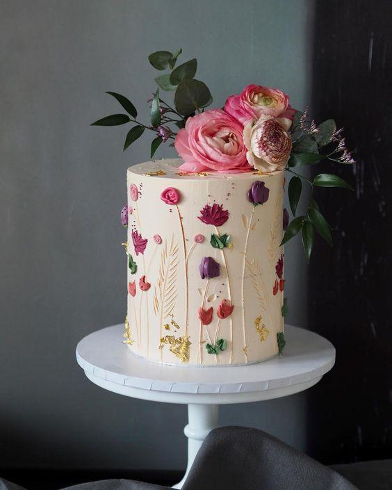 Najkrajšie svadobné torty - Obrázek č. 27
