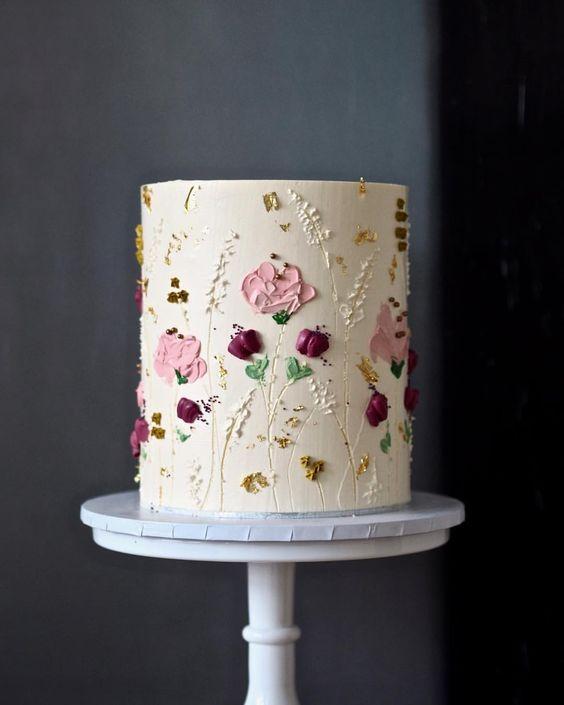Najkrajšie svadobné torty - Obrázek č. 26