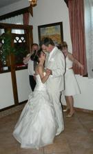 Společný tanec s miláčkem