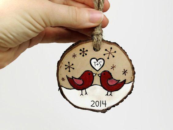 Moje vianočné inšpirácie a tvorenie - moja nová inšpirácia, muž mi práve napílil gulatinku :)