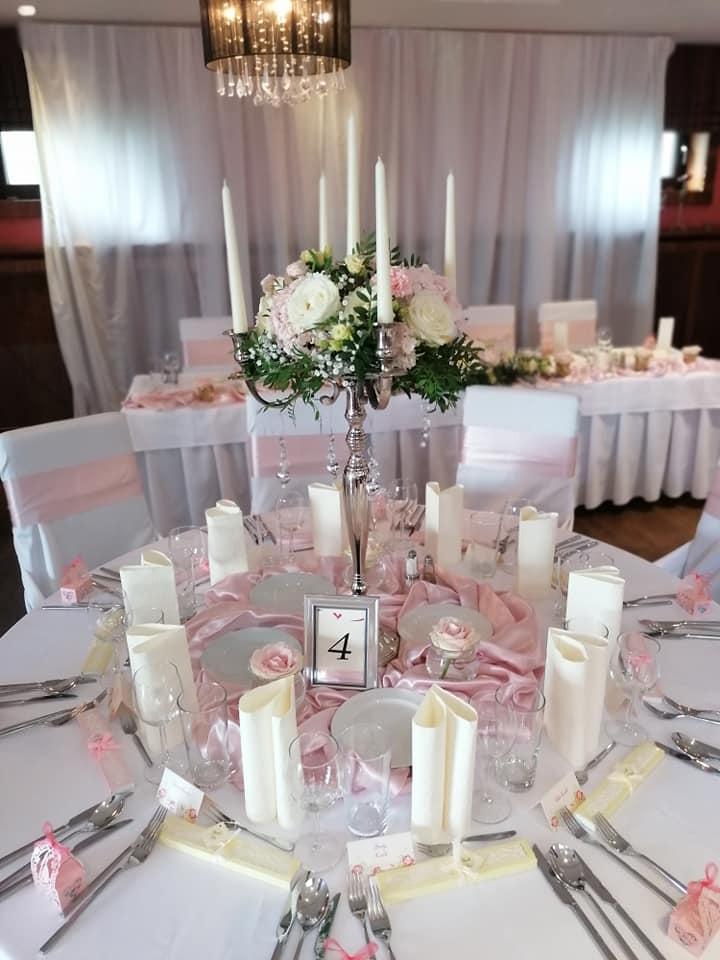 Jemná ružová svadba - Obrázok č. 2