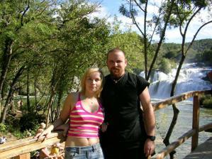 Na svatební cestě v Chorvatsku - Národní park Krka