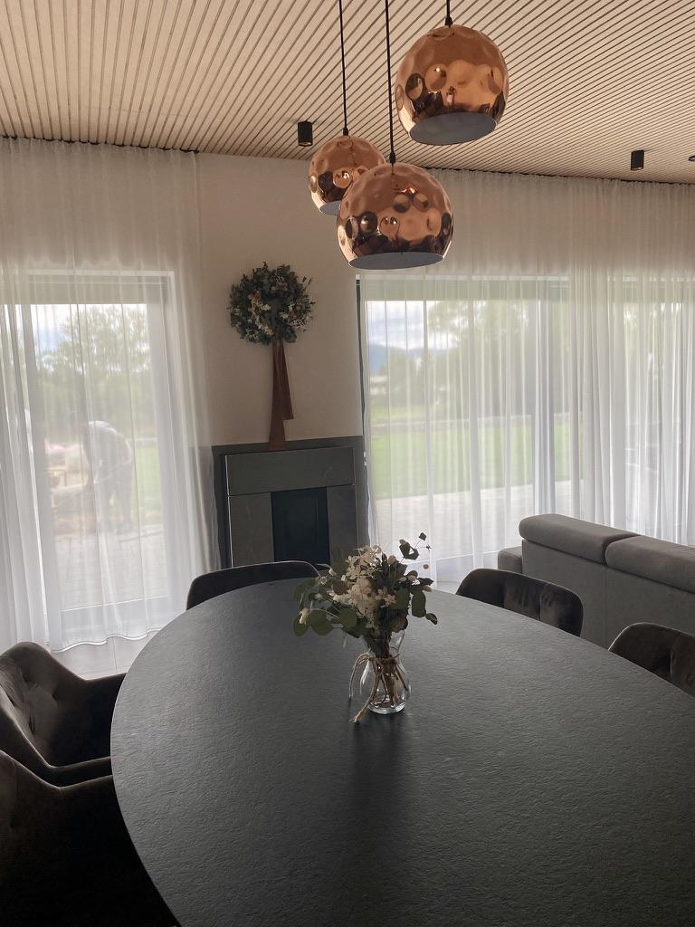 Lamelový panel prevedenie natur / transparent - strop lamelový panel natur