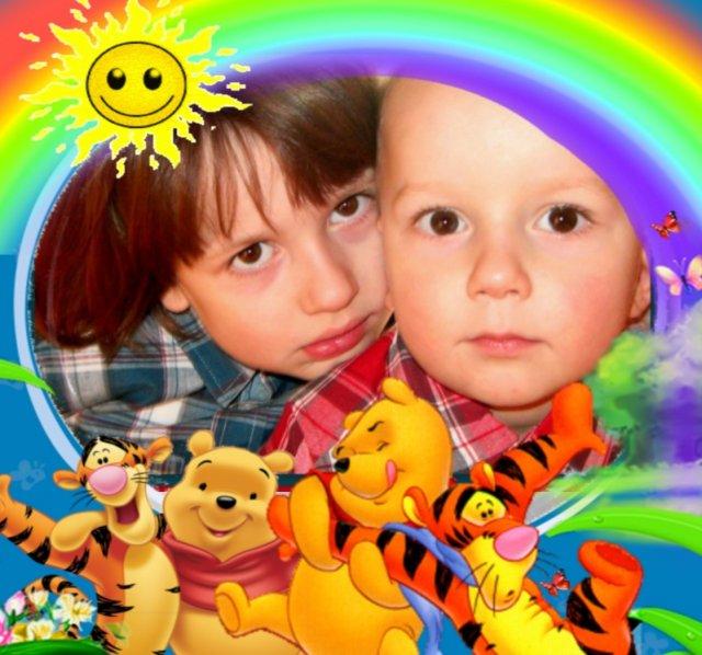 Lenka a Ludko 2.10.2010 - nasi anjeli