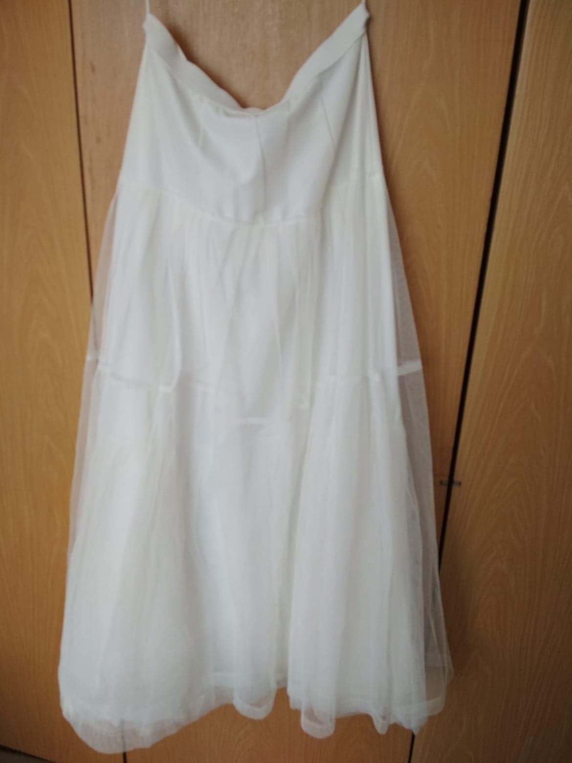 Svadobná spodnička - Obrázok č. 1