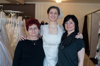 Tři generace! Aneb s maminkou a babičkou!