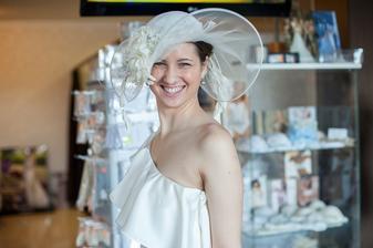 ... a klobouk jsem si zamilovala...
