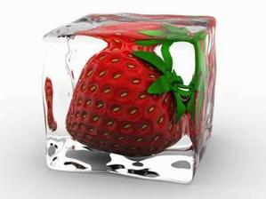 Do drinků - ovoce bude různé
