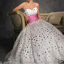 Roztomilé retro šaty