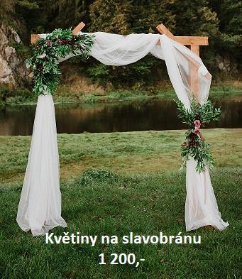 Květiny na slavobránu - Obrázek č. 1