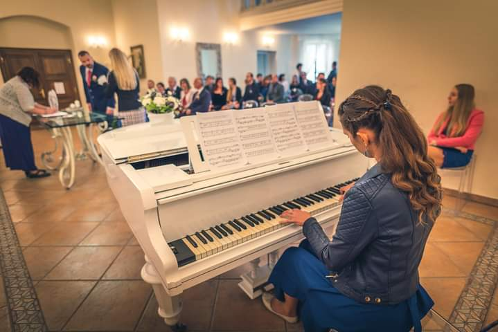 Klavír na svatbu - Obrázek č. 1