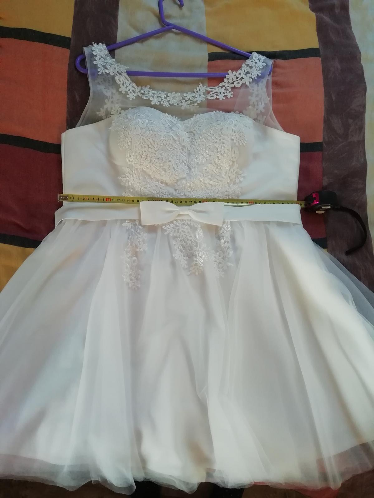 Popůlnoční šaty 40-44 - Obrázek č. 1