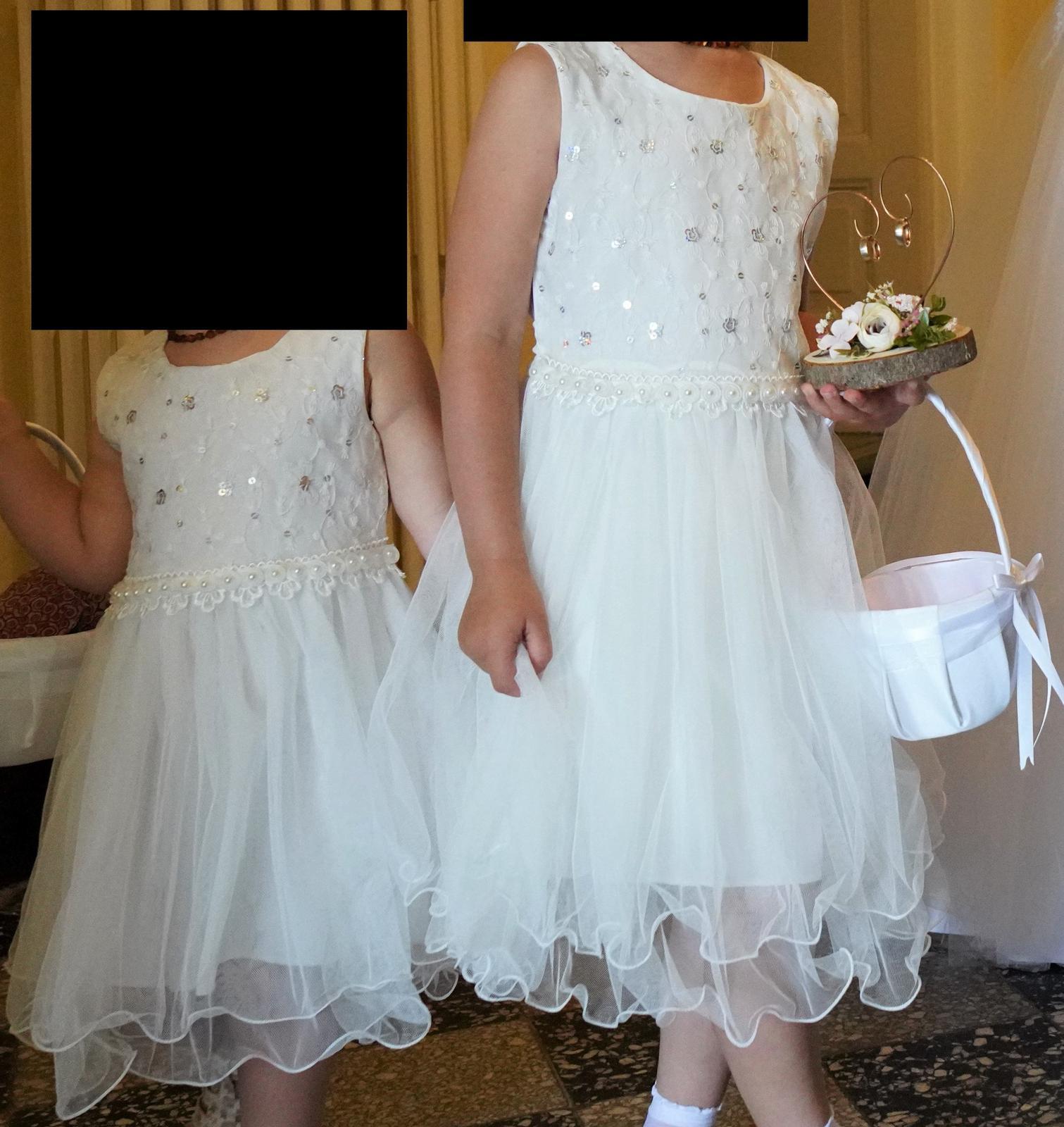 Družičkovské šaty - Obrázek č. 1