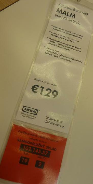 IKEA - biela inšpirácia na detskú izbu alebo spálňu - Obrázok č. 31