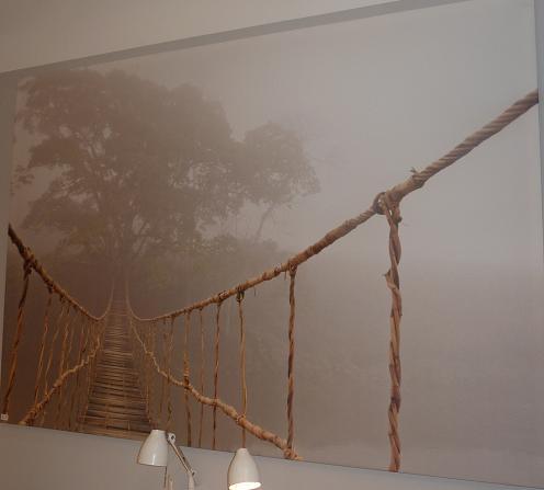 IKEA - biela inšpirácia na detskú izbu alebo spálňu - prekrásny, obrovský... len keby za neho nechceli 150€ :-(
