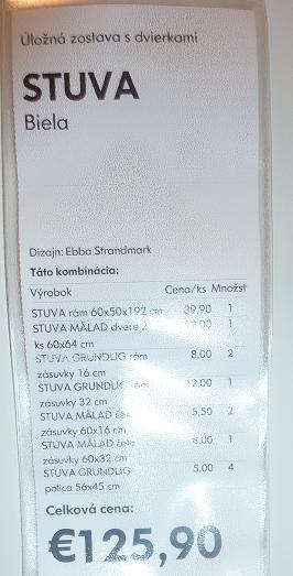 IKEA - biela inšpirácia na detskú izbu alebo spálňu - Obrázok č. 34