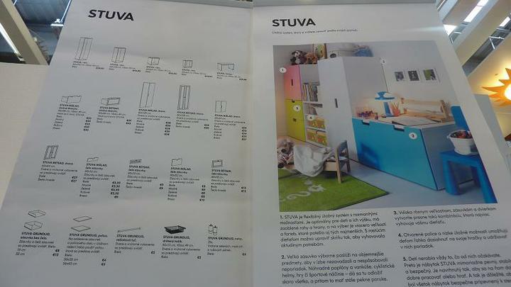 IKEA - biela inšpirácia na detskú izbu alebo spálňu - Obrázok č. 36
