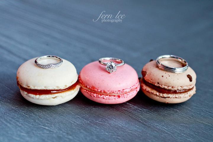 """Vive la France - inspirace - Foto prstýnků (""""ukradeno"""" někomu z alba - omlouvám se) :)"""