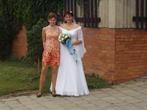 s mojí sestřičkou