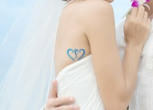 Něco modrého... krásný nápad