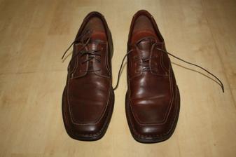 a ženichovo boty
