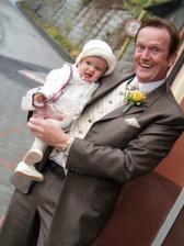 otecko s dcerkou