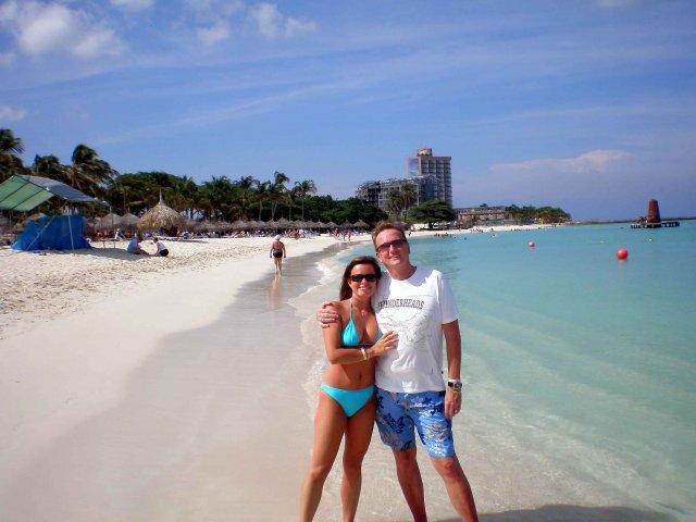 Katka&Hielko-pripravy - Karibik, Aruba
