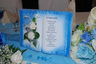 ...svadobná tabula. . .