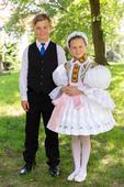 Dětské společenské oblečení,