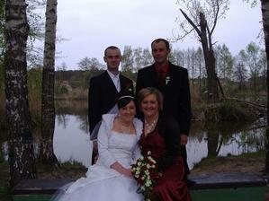 svagricek, sestricka, ja a Tomasko