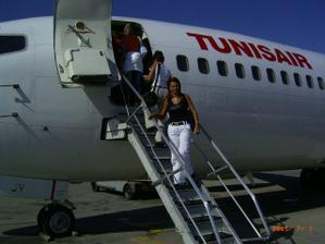 svatební cesta Tunis