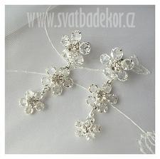 naušničky pro nevěstu :-)