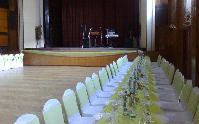 20.08.2011 - naša sála