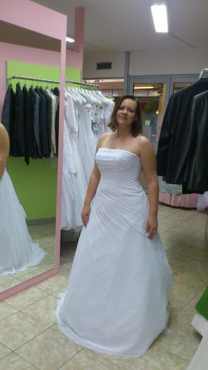Na začiatok...až k Cieľu - Šifónové snehobiele šaty W1 Teresa