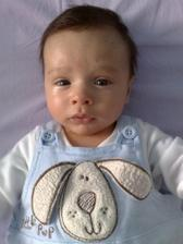 Jakubko sa narodil 27.8.2008... :-)