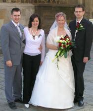 Svatba mojí nejlepší kámošky